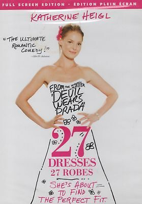 27 Dresses, Katherine Hiegl, Full Screen Edition
