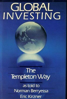 Global Investing by Kirzner, Eric Hardback Book The Cheap Fast Free Post