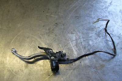 2002 Kawasaki Bayou 300 4X4 Park Parking Brake Lever #15923