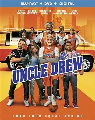 UNCLE DREW New Sealed Blu-ray + DVD