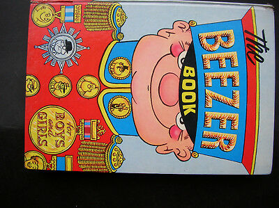 """The Beezer Book 1964 unclipped neat """"owners name"""" full photos"""