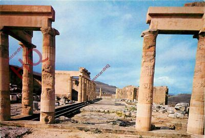 Picture Postcard, Rhodes, Lindos, Acropolis, Restored Late Hellenistic Stoa