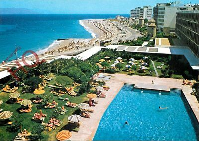 Picture Postcard~ Rhodes, Grand Hotel Astir Palace