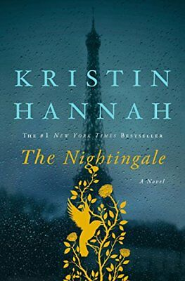 The Nightingale by Hannah, Kristin Book The Fast Free Shipping