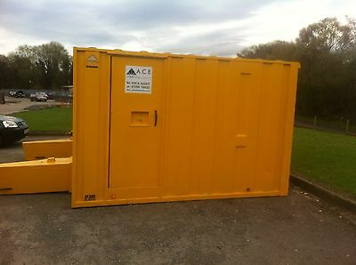 Groundhog Mobile Welfare Unit **FOR HIRE** £90per Week