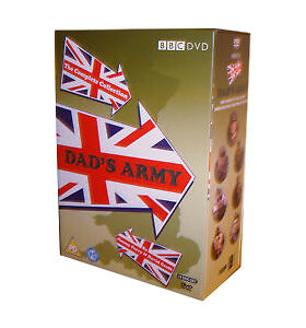 Dad's Army Series 1-9, Complete & Specials (DVD, 14-Disc Set) NEW With Free p&p