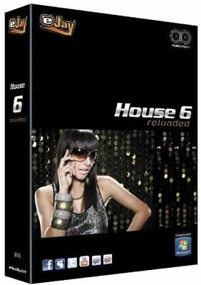 EJAY HOUSE 6 Reloaded - Create his music House as a DJ