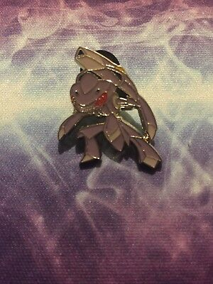 Pokemon Official TCG Pin Enamel Badge Genesect Mythical Collection Pin