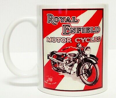 300Ml Ceramic Coffee Mug - Royal Enfield Motorcycles