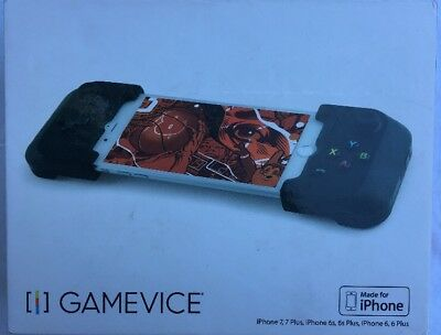 GameVice Controller for iPhone 7, 7 Plus 6S Plus 6, 6 Plus Game Controller