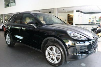 Porsche Cayenne  2018 SUV Used Premium Unleaded V-6 3.6 L/220 8-Speed Automatic w/OD AWD Black