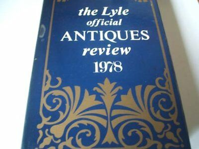 The Lyle Official Antiques Review 1979 by Margot Rutherford Hardback Book The