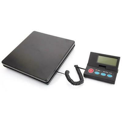 110lb 50kg/2g Portable LCD Digital Shipping Postal Scale Weigh Black US