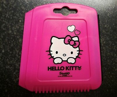 Hello Kitty Eiskratzer Pink