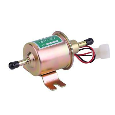 12V Universal Gas Inline Car Electric Fuel Pump Oil for Diesel Petrol Engines
