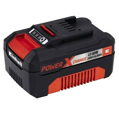Batteria Litio 18 V 4.0 Ah Einhell 4511396 Power X-Change trapano attrezzi Rotex