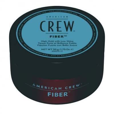 American Crew Fiber High Hold With Low Shine - 50g Smaller Size.