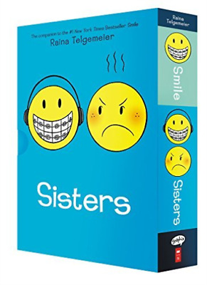 Telgemeier, Raina-Smile And Sisters: The Box Set BOOK NEW