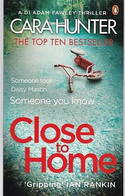 Close To Home By Cara Hunter, Paperback Book