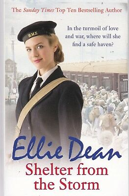 Shelter From The Storm By Ellie Dean, Paperback Book