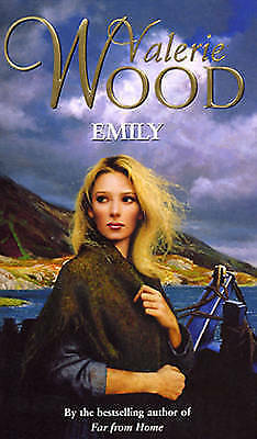 Emily by Val Wood (Paperback)