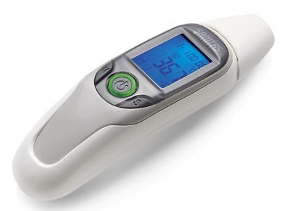 SANITAS Multifunktions-Thermometer SFT 75 Stirnthermomether Ohrthermometer