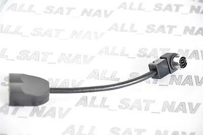 Sony Unilink Cable Adapter AUX INPUT AUXILIARY car radio stereo CD Changer