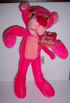 Pink Panther Stuffed Poseable - 1993 ACE Novelty Company