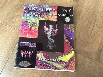 Embeadery  Using Classic Embroidery Stitches In Beadwork