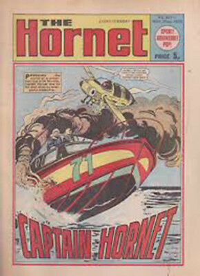 Hornet Comics Collection On Dvd