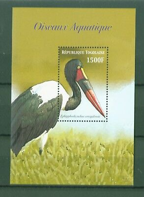 Togo Togolaise 2006 - Storch Sattelstorch Stork Cigogne Cicogna - Block 486
