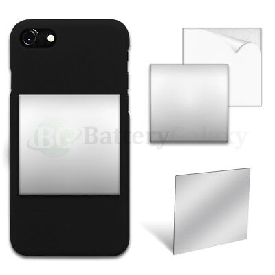 "50X Selfie Mirror Square 2.35"" Anti-Scratch for Samsung S7 S8 S8+ Plus Note 8"