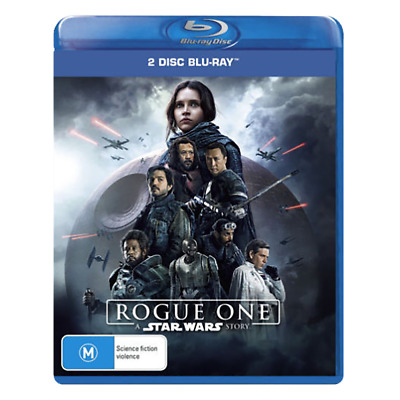 Star Wars - Rogue One - Rogue One Blu-ray - Loot - BRAND NEW