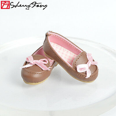 "Brown Sherry Fashion Shoes Pumps for Tonner 10"" 2014 New Patsy body Doll 1-6ds7"