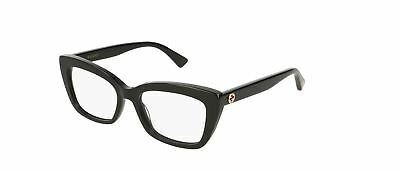 e66c3774120 NEW AUTHENTIC GUCCI GG3201 807 Brown Tortoise 51 mm Italy Frame ...