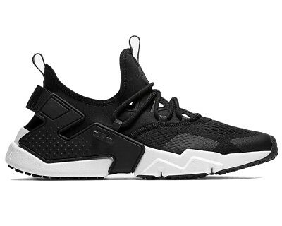 size 40 0f817 dd6af Nike Air Huarache Drift BR AO1133 002 Men s Trainers Black Gym Running Shoes