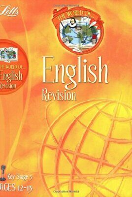The World of KS3 English: Year 8 ages 12-13 (World of) by VARIOUS Paperback The