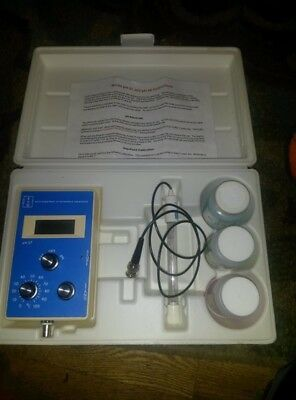Engineered Systems & Designs Ph 57 Soil pH Meter Electrode i#6635 in Hard Case