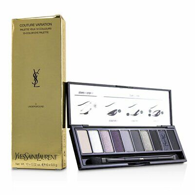 cba55a5a63d YSL Couture Variation 10 Color Eye Palette #04 Underground 10x0.02g