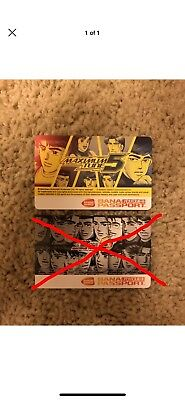 Wangan Midnight Maximum Tune BanaPassport Card From Japan