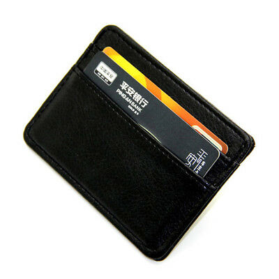 Hot Sale Top Quality Slim Case Bag Money Bank Credit Card ID Card Holder
