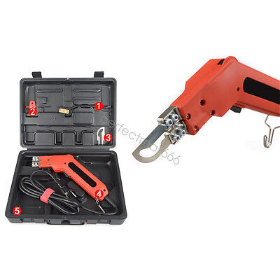 110/220V Hot Heating Wire Electric Knife Cutter Hand Held Cutter Cutting Machine
