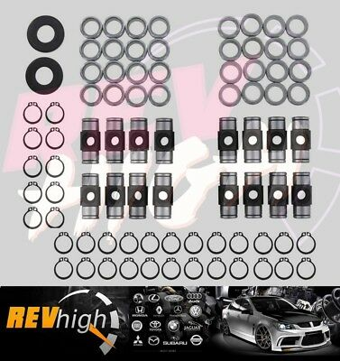 VT VX VY VZ Holden Commodore HSV LS1 V8 Roller Rocker Trunnion Bush Upgrade Kit