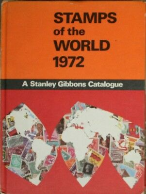 Stamps of the World 1972, Gibbons, Stanley, Very Good Book