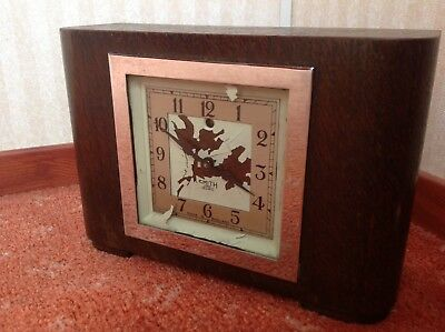 Vintage Smiths Sectric mantle clock
