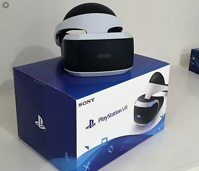 Sony PlayStation VR Starter Pack with playstation camera