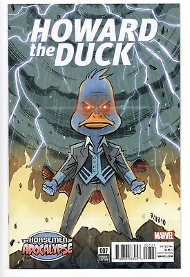 Howard The Duck #7 Age of Apocalypse Variant (Marvel, 2016) VF/NM