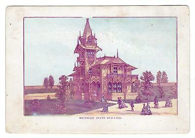 Lot Of 20 Cards*1876 Philadelphia World's Fair Exposition*buildings Architecture