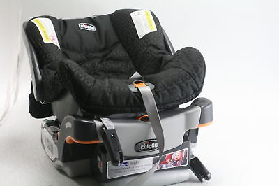 Chicco KeyFit Infant Car Seat Ombra Energy Absorbing Foam Thick 12/28/2016