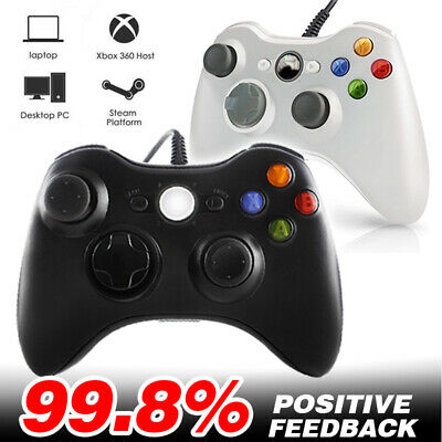 Wired Gamepad Xbox 360 Wired Controller for Windows Xbox Console PC USB